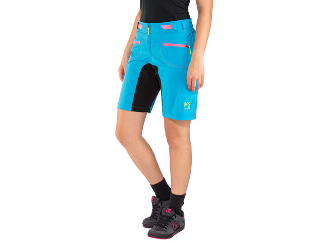 Karpos Ballistic Evo Shorts Women dresden blue/black